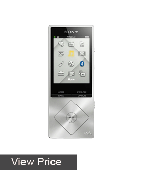 Sony Walkman NWZA17SLV