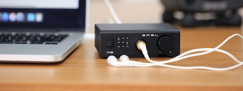 SMSL M3 USB DAC Power Amplifier Review