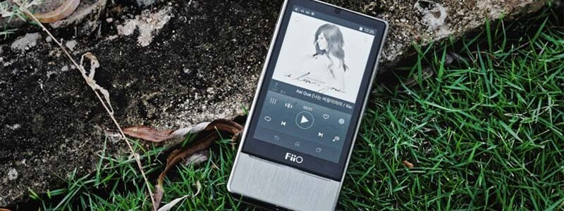 Fiio X7 hi res music player