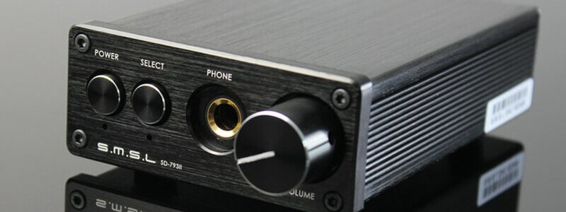 SMSL SD793-II—-Coming From A Company Focusing on Amplifier