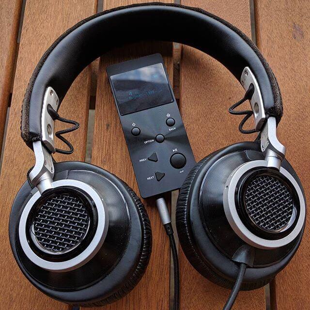 hi res music player