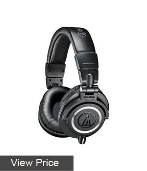 audio technica ath m50x review