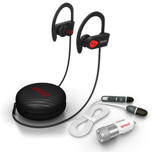 senso bluetooth headphones manual