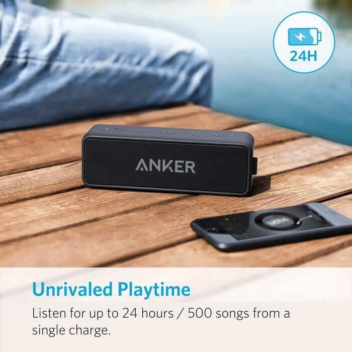 Anker soundcore 2 speaker
