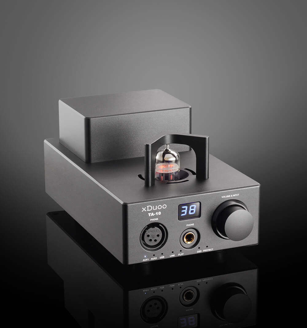 Xduoo TA-10 tube amplifier