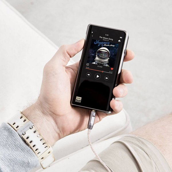 shanling m5s music player