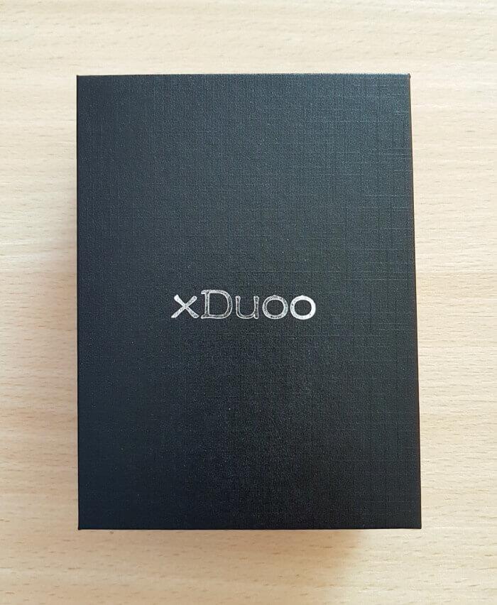 xduoo x3 ii package